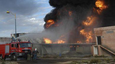 Photo of شام کی تیل اور گیس کی تنصیبات پر دہشت گردوں کا حملہ