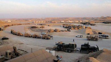 Photo of عراق میں امریکی دہشتگرد فوجی اڈے پر میزائلوں سے حملہ