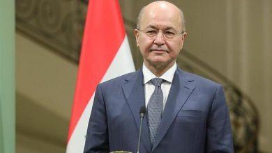 Photo of عراقی صدر نے بھی استعفی دے دیا
