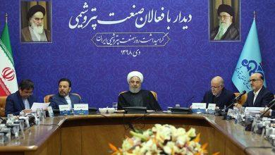 Photo of پابندیوں کے ناکارہ ہونے پر صدر روحانی کی تاکید