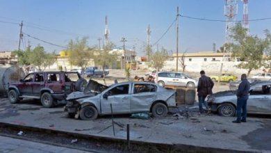 Photo of سامرہ میں دوسرا کار بم دھماکا حشدالشعبی کے چار جوان شہید کئی زخمی