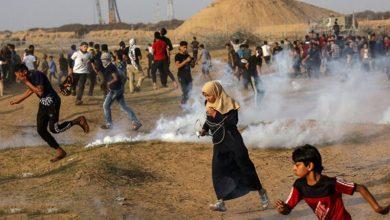 Photo of فلسطینیوں کے حق واپسی مارچ پر حملہ، 5 فلسطینی زخمی