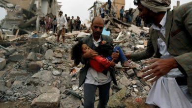 Photo of مغربی یمن پر سعودی اتحاد کا راکٹوں سے حملہ