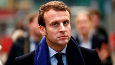 Photo of فرانس کے صدر پر مظاہرین کا حملہ