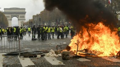 Photo of فرانس میں مظاہرین پر تشدد کی پرزور مذمت اور تنیقدیں