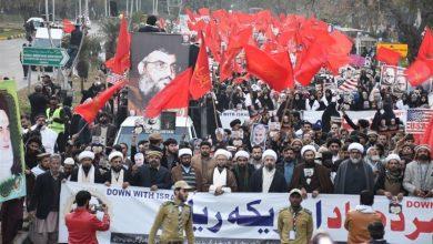 Photo of پاکستان، جنرل قاسم سلیمانی کے چہلم تک جاری رہیں گے امریکا کے خلاف مظاہرے