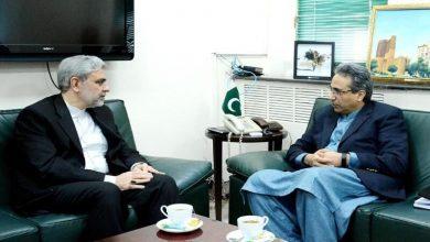Photo of پاکستان کا ایران کے ساتھ تیل کے شعبے میں تعاون کو فروغ دینے کا عزم
