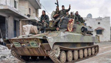 Photo of شامی فوج کی ایک اور کامیابی، ڈیڑھ سال بعد خان طومان آزاد