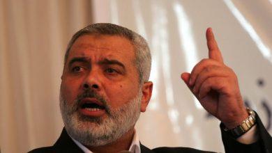 Photo of جنرل قاسم سلیمانی قدس کے شہید: اسماعیل ہنیہ