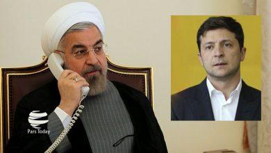 Photo of ایران اور یوکرین کے سربراہوں کی گفتگو، کی ایف کی جانب سے ایرانی اقدام کی قدردانی