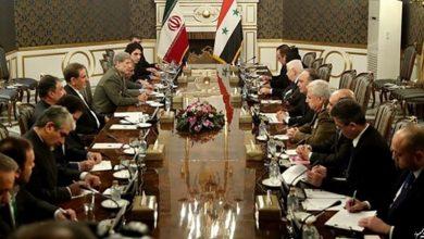 Photo of تہران میں ایران اور شام کے وفود کے درمیان صلاح و مشورے