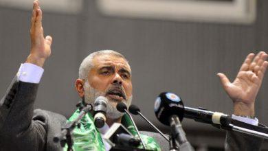 Photo of اسماعیل ہنیہ جنرل سلیمانی کی تشییع جنازے میں شرکت کے لیے ایران پہنچ گئے