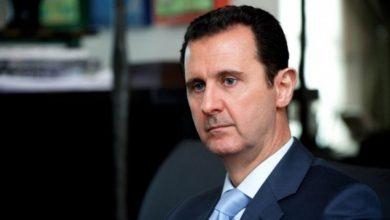 Photo of رہبرانقلاب اسلامی کے نام شام کے صدر بشار اسد کا تعزیتی پیغام