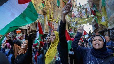 Photo of سینچری ڈیل کے خلاف فلسطینیوں کا احتجاج
