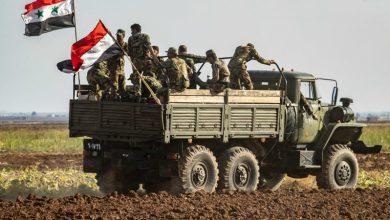Photo of شامی فوج کی پیشقدمی کا سلسلہ جاری