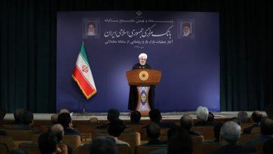 Photo of ایرانی عوام امریکا کی سازشوں کے مقابلے میں ڈٹے ہوئے ہیں، صد روحانی