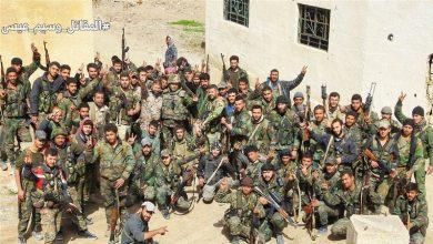 Photo of شامی فوج کی پیشرفت کا سلسلہ جاری، تلمنس قصبہ بھی آزاد