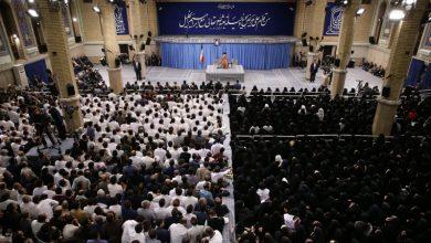 Photo of جنگ نہیں چاہتے لیکن جارح کو منہ توڑ جواب دیں گے، رہبر انقلاب اسلامی