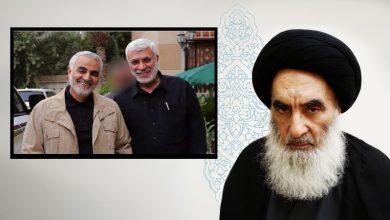 Photo of آیت اللہ سیستانی کی قاسم سلیمانی اور ابو مہدی مہندس پر امریکی حملے کی مذمت