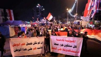 Photo of عراقی شہریوں کی امریکہ کے خلاف ملین مارچ میں شرکت کے شسلسلے میں آمادگی