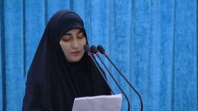 Photo of جنرل سلیمانی سامراجیت اور صہیونیزم کیلئے ڈراونا خواب : شھید سلیمانی کی بیٹی