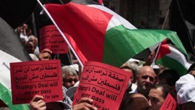 Photo of سینچری ڈیل کے خلاف ترکی اور اردن میں مظاہرے