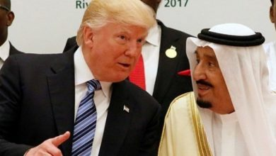 Photo of آل سعود امریکی دھمکی سے خوفزدہ، سینچری ڈیل کی حمایت کا اعلان