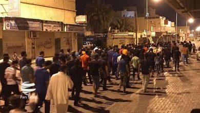 Photo of بحرینی مظاہرین کی سرکوبی کا سلسلہ جاری