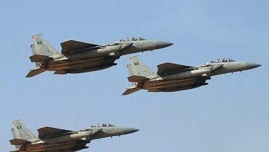 Photo of صنعا پر جارح سعودی اتحاد کی بمباری
