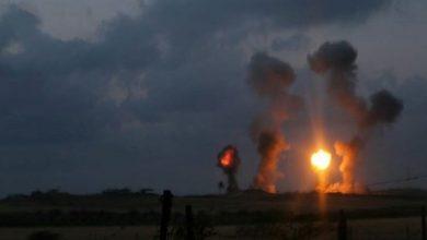 Photo of غزہ پٹی پر صیہونی حکومت کے ڈرون طیاروں کی بمباری