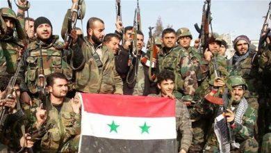 Photo of شامی فوج نے حلب – دمشق ہائی وے کو اپنے کنٹرول میں لے لیا