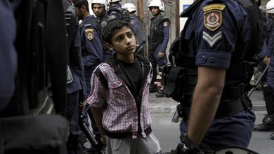 Photo of بحرین میں گیارہ سال کا بچہ گرفتار