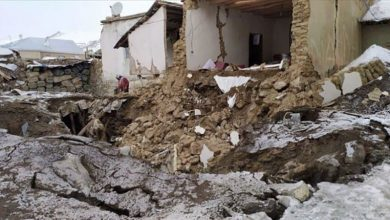Photo of ایران اور ترکی میں زلزلہ 48 افراد جاں بحق وزخمی