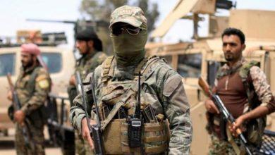 Photo of شامی فوج کی کارروائیاں