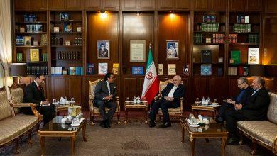 Photo of پاکستان کے نئے سفیر کی وزیر خارجہ جواد ظریف سے ملاقات