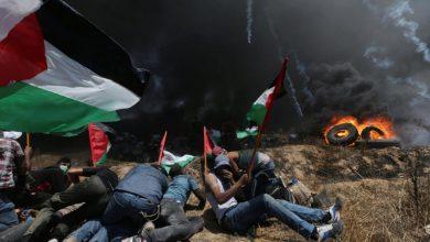 Photo of غرب اردن میں صیہونی فوجیوں کے وحشیانہ حملے
