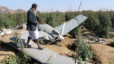 Photo of یمنی فورسز کی بڑی کارروائی سعودی اتحاد کا جنگی طیارہ تباہ