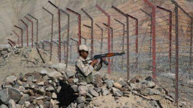 Photo of ایران کی بارڈر سیکورٹی فورس کے 2 اہلکار شہید