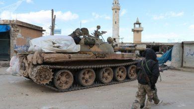 Photo of شامی فوج کفرنبل شہر میں داخل ہوگئی