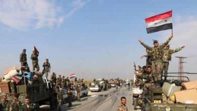 Photo of ادلب کے مضافاتی شہر لوف پر شامی فوج کا کنٹرول