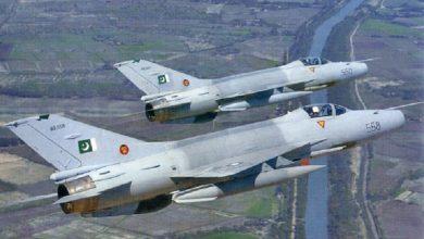 Photo of پاکستانی فضائیہ کا تربیتی طیارہ گرکرتباہ