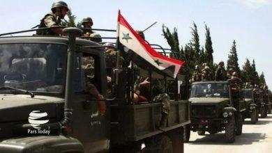 Photo of دہشتگردوں کے کنٹرول سے شام کے مزید علاقے آزاد