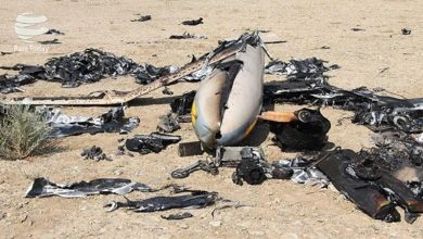 Photo of سعودی اتحاد کا ایک اور جاسوس ڈرون تباہ