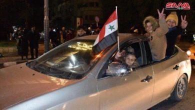 Photo of خوشیاں لوٹ آئیں شام کے شہر حلب میں ۔ ویڈیو