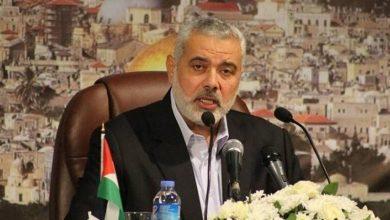Photo of حماس کے سیاسی شعبے کے سربراہ کی فلسطینیوں کی وطن واپسی پر تاکید