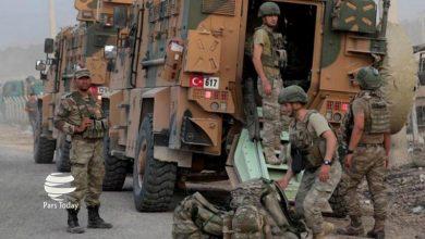 Photo of شام میں ترکی کے 5 فوجی ہلاک