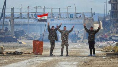 Photo of شامی فوج کی کامیابیوں کا سلسلہ جاری مزید 3 علاقے آزاد
