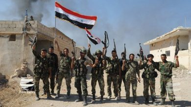 Photo of شامی فوج کی کامیابیوں کا سلسلہ جاری