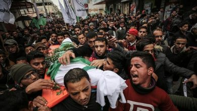 Photo of غرب اردن میں صیہونی فوجیوں کی وحشیگری، ایک فلسطینی شہید متعدد زخمی