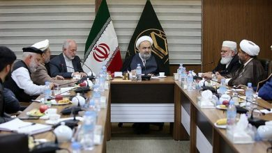Photo of ملی یکجہتی کونسل پاکستان کے مرکزی وفد کا کامیاب دورہ ایران